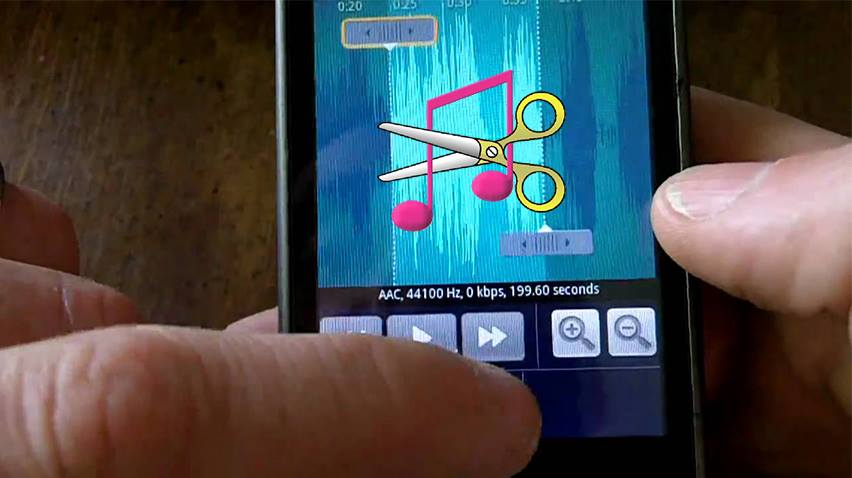 Android telefonunuzdaki şarkıyı zil sesine dönüştürme
