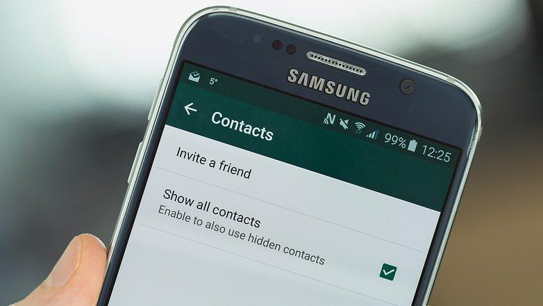 Android Telefonlarda Çift Rehberi Birleştirme(Tekraralanan Kişileri Kaldırma)