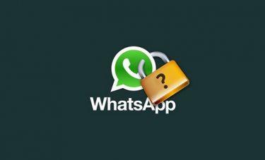 WhatsApp Şifre Koyma İşlemi Nasıl Yapılır?