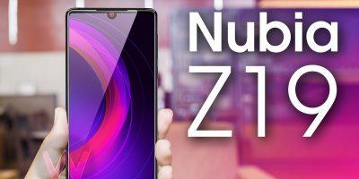 ZTE Nubia Z19 Cep Telefonu Geliyor?