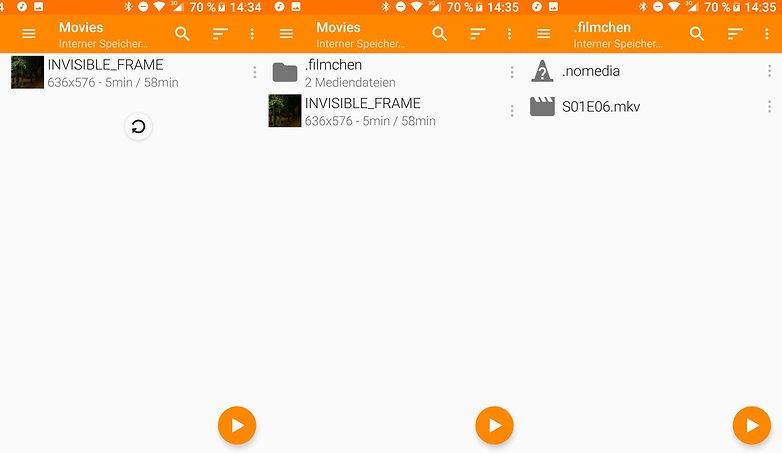 Android'de dosya ve fotoğraf nasıl gizlenir?