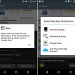 En İyi Android Telefonlar için Yedekleme Uygulamaları