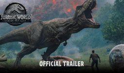 Jurassic World Fallen Kingdom İçin Yeni Fragman Yayımlandı