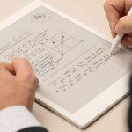 Sony, Daha Küçük Dijital Kağıt E-Ink Yazma Tabletini Duyurdu
