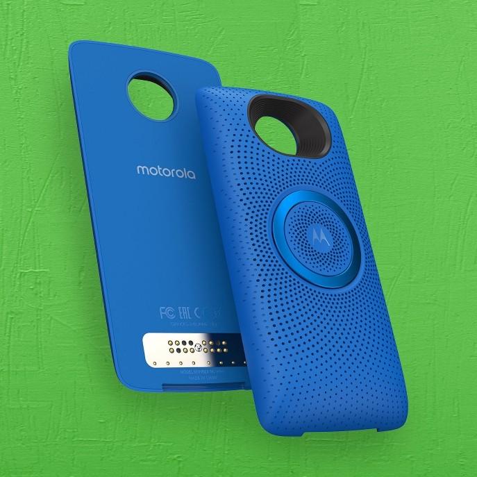 Motorola'dan Moto Stereo Hoparlör Geliyor