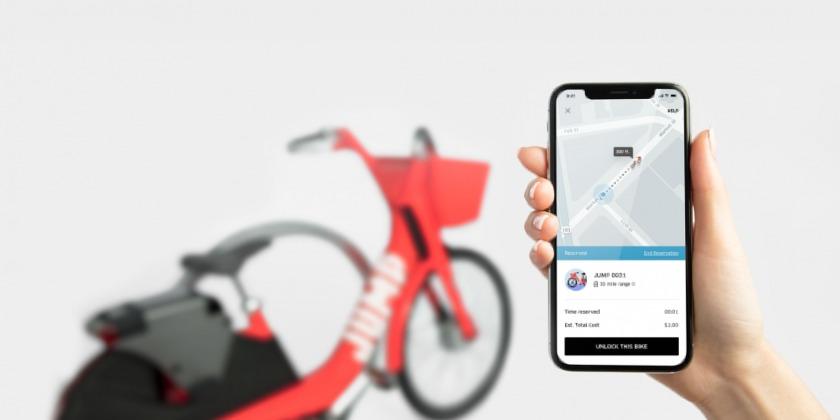 Uber uygulamasıaraba kiralama, elektrikli bisiklet ve toplu taşıma hizmetleri sunacak