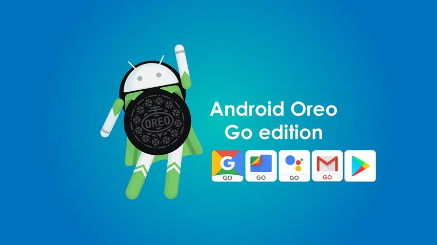 Android Oreo Go Edition İndir