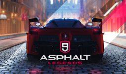 Android ve İOS İçin Asphalt 9 Legends Çıktı!