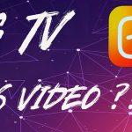 İnstagram IGTV Video Paylaşma, Kanal Oluşturma Nasıl Yapılır?