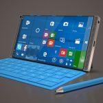 Surface Phone 5 Katlanan Cep Telefonu Büyük İlgi Çekecek