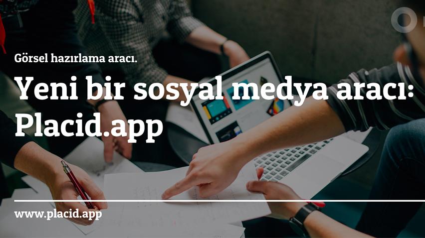 """Sosyal Medya Paylaşım Tasarım Programı Arayanlara """"Placid.app"""""""