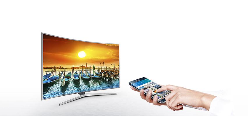 Telefondan Samsung Televizyona Görüntü Nasıl Aktarılır?