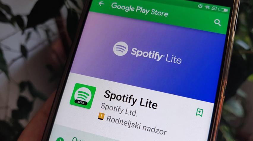 Hafifletilmiş Boyutu İle Spotify Lite Telefonunuzu Rahatlatacak