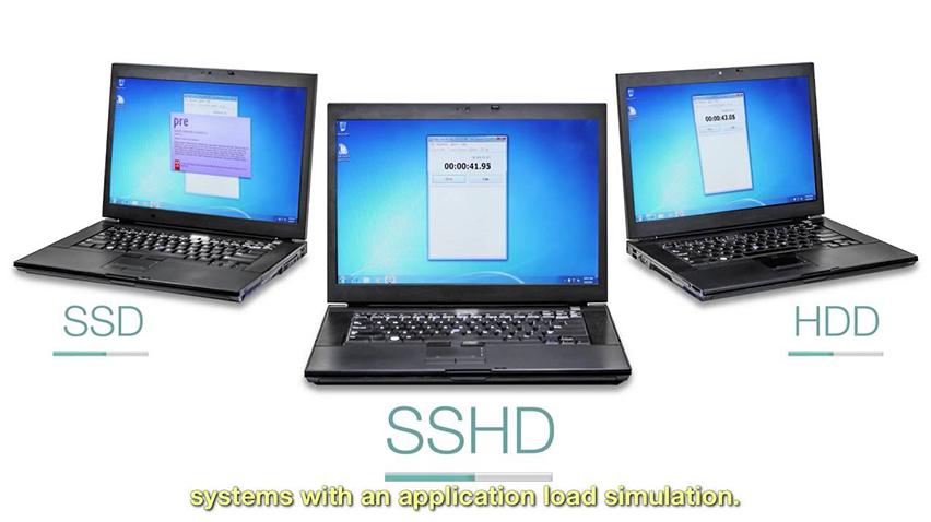 SSD Nedir?, SSHD Nedir? Arasındaki farklar