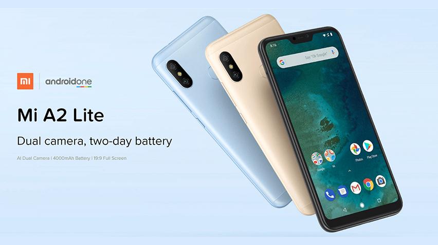Xiaomi Mi A2 Lite Tanıtımı Yapıldı!