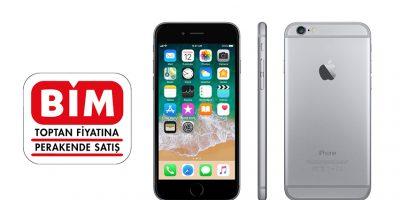 Ucuz iPhone 6 BİM Mağazalarına Geliyor!