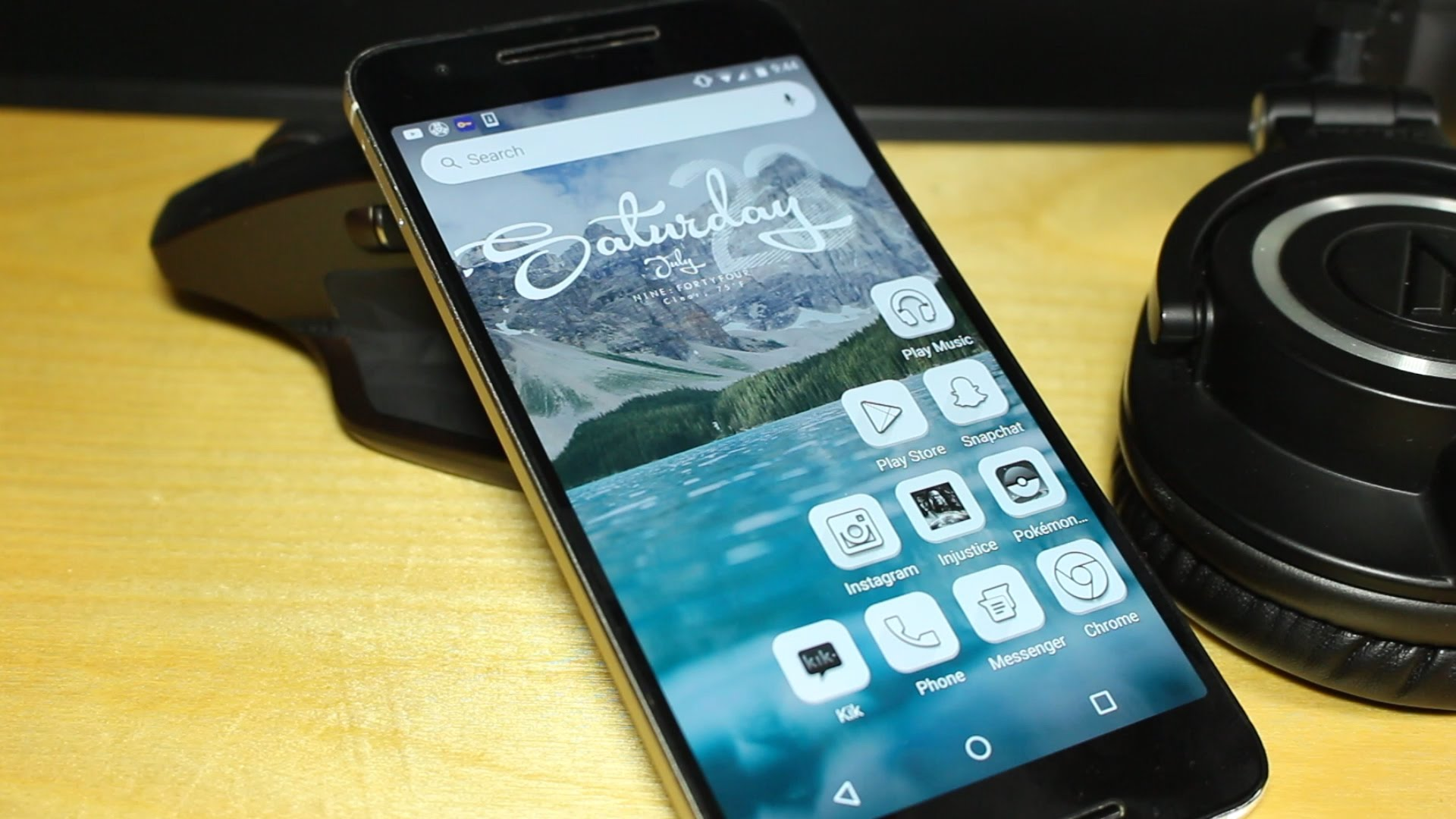 Android En İyi Launcher Uygulanmaları