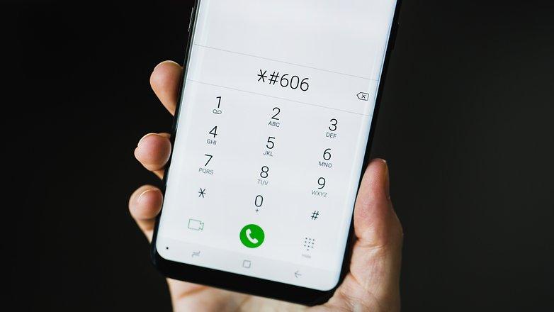 Android telefonlarda Gizli Kodları Kullanın!