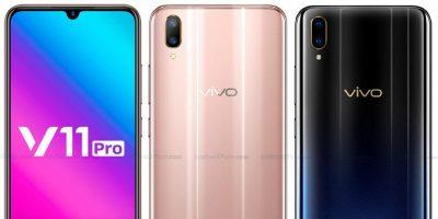 Vivo V11 Pro Telefonu Mu Geliyor?