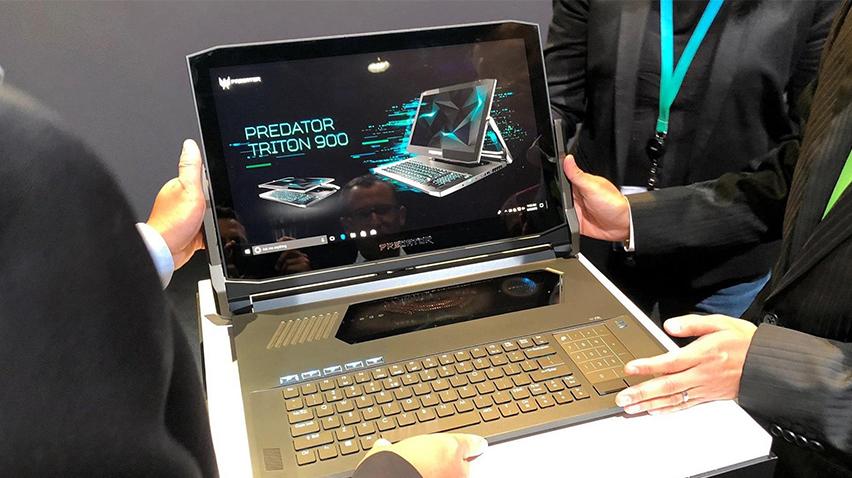 Acer Predator Triton 900 Oyun Bilgisayarı ile Tanışın