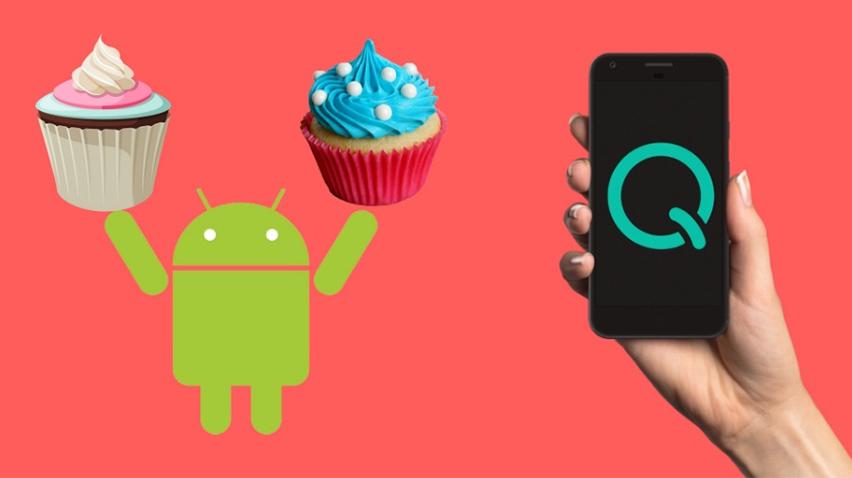 Android Q ile Güvenlik Seviyesi Arttırılıyor