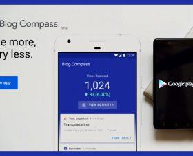 Yeni Google uygulaması Blog Compass