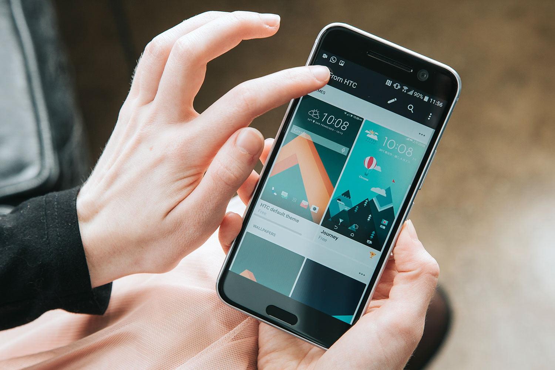 HTC 10 Başlangıç Kılavuzu