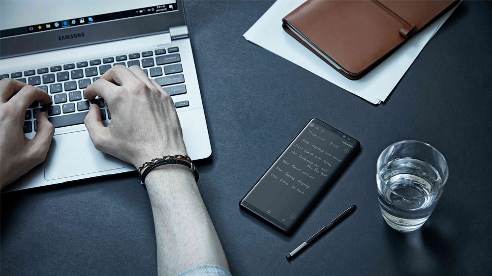 Samsung Galaxy Note 8'de kilit açma yöntemi nasıl değiştirilir?