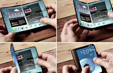 Samsung İlk Katlanabilir Telefonu 'Gelecek' Olarak Sunuyor