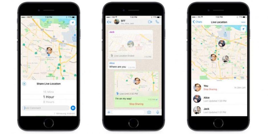 WhatsApp ipucu: 'Canlı konumunuzu gerçek zamanlı olarak nasıl paylaşırsınız?