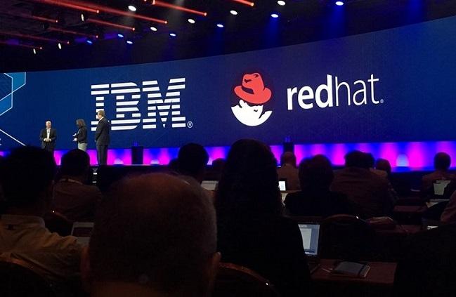 IBM açık kaynak bulut yazılım şirketi Red Hat'i satın alacak!