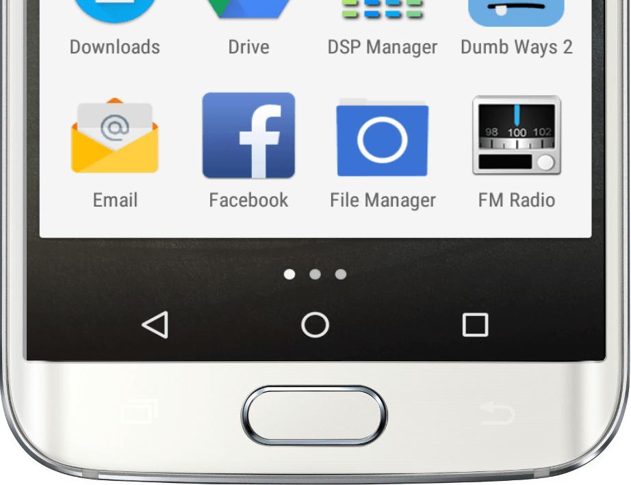 Android ana düğme kısayolu nasıl özelleştirilir?