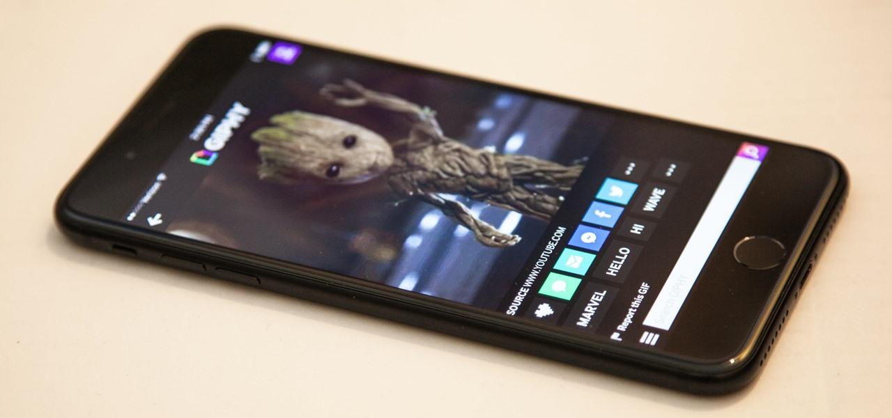 İPhone ve iPad'de GIF'ler nasıl kaydedilir?