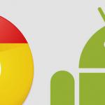 Android'de arama yaptığınızda Google Chrome ilgi alanlarınıza göre seçenek sunacak