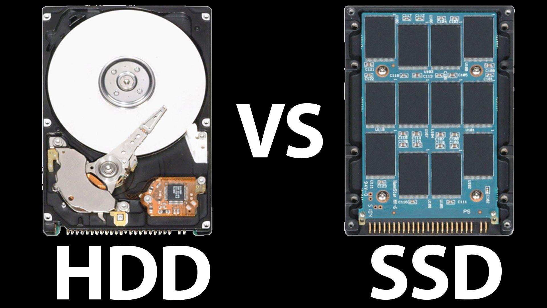 HDD ve SSD Arasında Ne Fark Var?