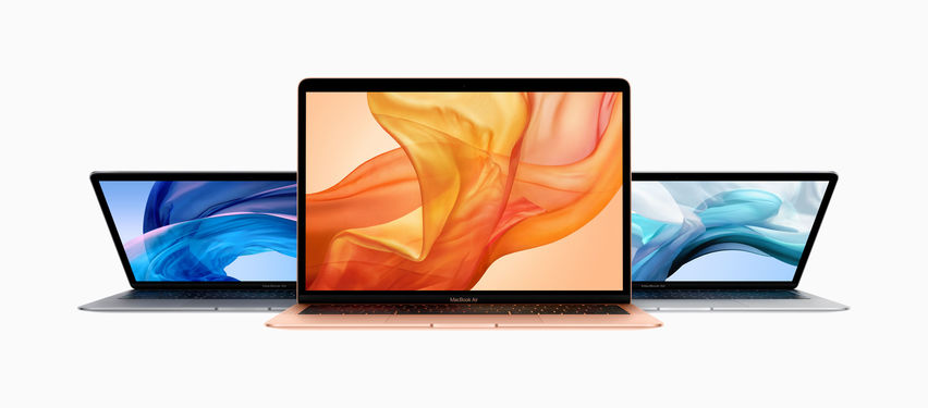Apple Yeni MacBook Air'ı Tanıttı!