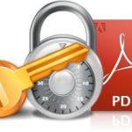PDF dosyasından şifre nasıl kaldırılır?