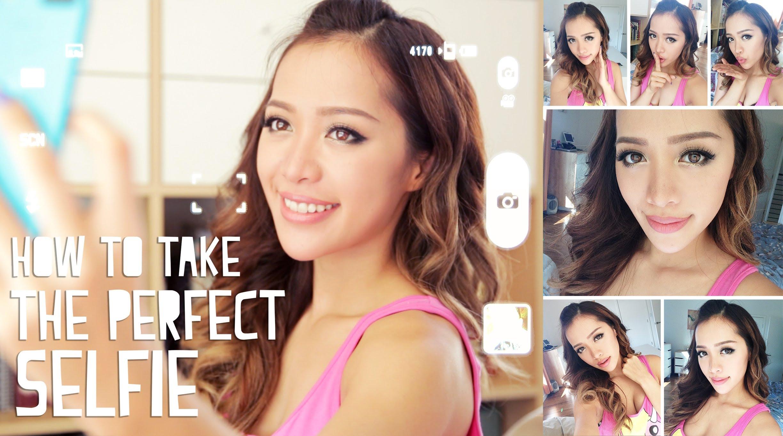 Mükemmel selfie nasıl çekilir?
