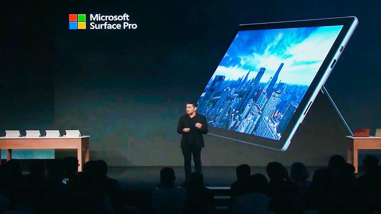 Microsoft Surface Pro 6 Teknik Özellikleri