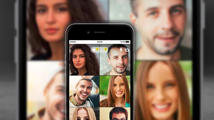 WhatsApp görüntülü görüşme grup olarak nasıl yapılır?