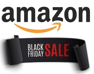 Amazon Türkiye Black Friday Fırsatlarını Kaçırmayın!