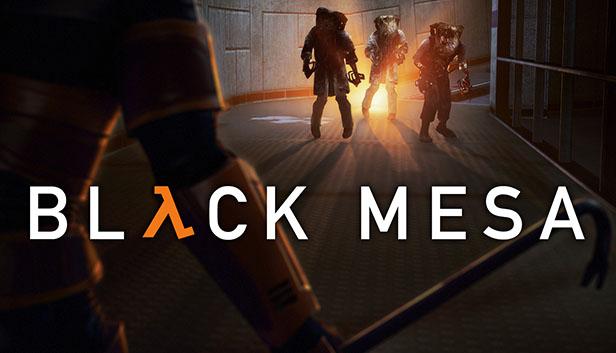Black Mesa Yeniden Geliştiriliyor