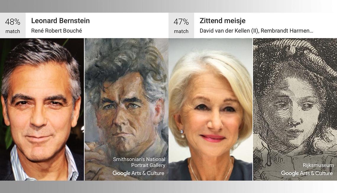 Google Art Selfie Nasıl Kullanılır?