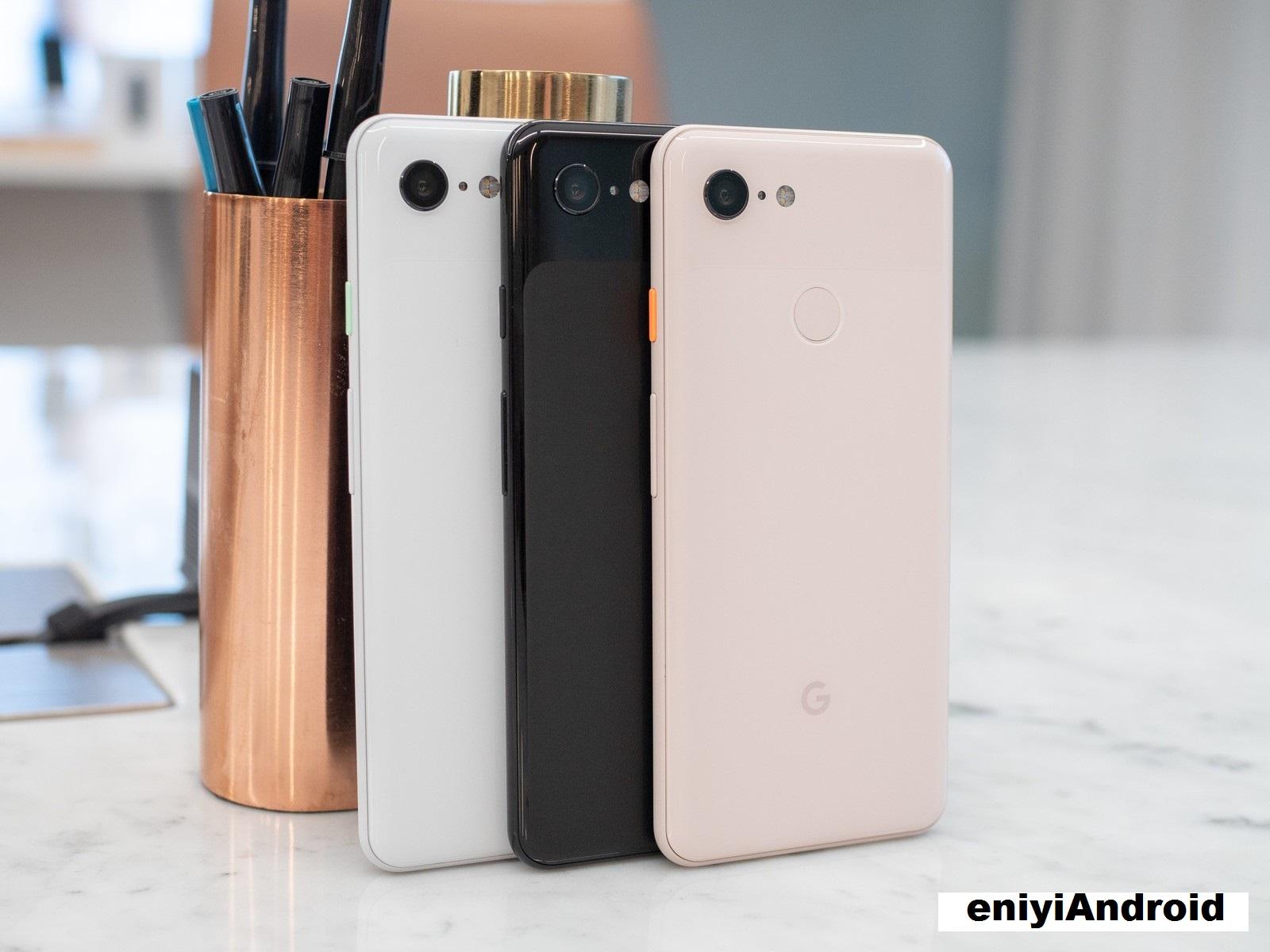 Google Pixel 3 ve 3 XL kamera hatalarının düzeltilmesi yolda!