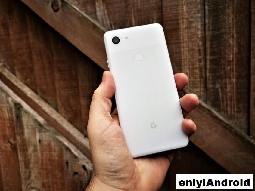 Google Pixel 3 serisinin beklenen telefonu Pixel 3 Lite