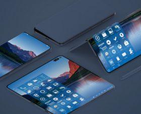 Huawei, Katlanan Akıllı Telefon Geliştiriyor