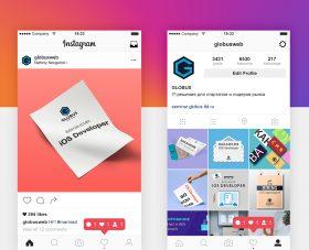 Instagram Profil Tasarımı Değişiyor