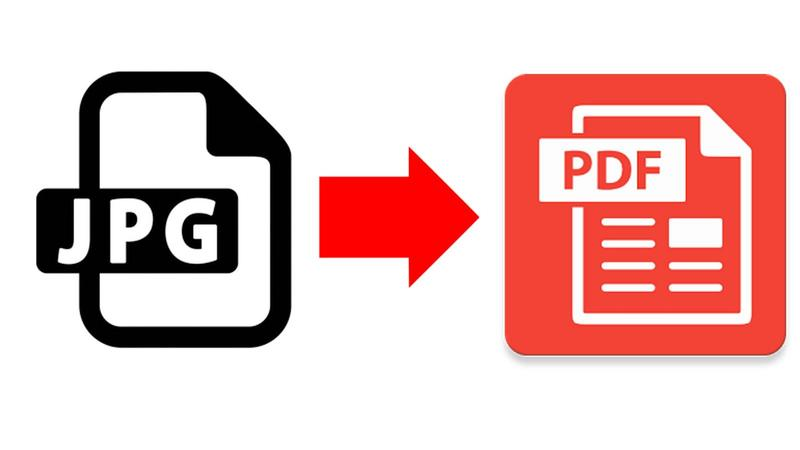 Jpeg'lerinizi bir PDF'ye nasıl dönüştürebilirsiniz?