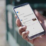 LG G6'da Google Asistan nasıl başlatılır?