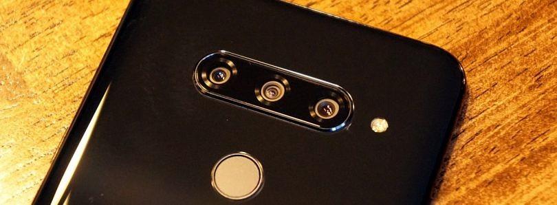 LG V40 ThinQ [Mini] İnceleme: Donanım, Tasarım ve Kamera
